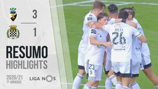 Liga NOS (7ªJ): Resumo SC Farense 3-1 Boavista FC