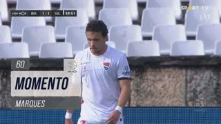 Gil Vicente FC, Jogada, Marques aos 60'