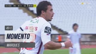 Gil Vicente FC, Jogada, Marques aos 45'+1'