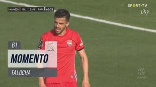 Gil Vicente FC, Jogada, Talocha aos 61'