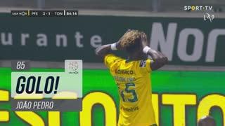 GOLO! FC P.Ferreira, João Pedro aos 85', FC P.Ferreira 2-1 CD Tondela