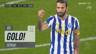GOLO! FC Porto, Sérgio aos 60', Gil Vicente FC 0-2 FC Porto