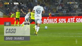 FC Famalicão, Caso, David Tavares aos 86'