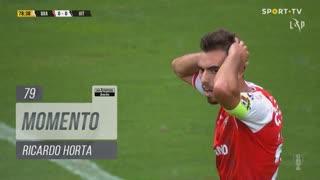 SC Braga, Jogada, Ricardo Horta aos 79'