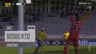 FC Arouca, Jogada, Arsénio aos 54'