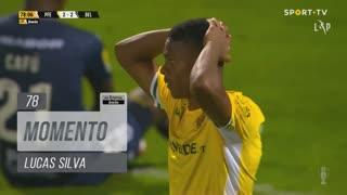 FC P.Ferreira, Jogada, Lucas Silva aos 78'