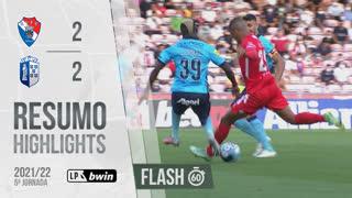 Liga Portugal bwin (5ªJ): Resumo Flash Gil Vicente FC 2-2 FC Vizela