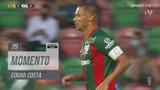 Marítimo M., Jogada, Edgar Costa aos 29'