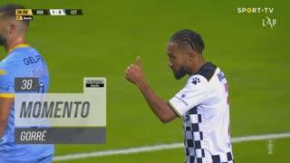 Boavista FC, Jogada, Gorré aos 38'