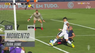 FC Famalicão, Jogada, Iván Jaime aos 24'