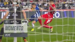 FC Porto, Jogada, Pepê aos 87'