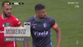 FC Vizela, Jogada, Marcos Paulo aos 37'