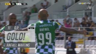 GOLO! Moreirense FC, Rafael Martins aos 11', Moreirense FC 1-0 FC Famalicão