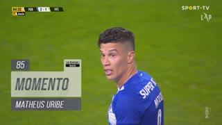 FC Porto, Jogada, Matheus Uribe aos 85'