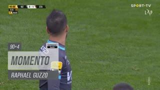 FC Vizela, Jogada, Raphael Guzzo aos 90'+4'