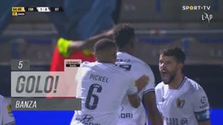 GOLO! FC Famalicão, Banza aos 5', FC Famalicão 1-0 Vitória SC