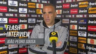 João Pedro Sousa: