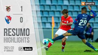 Liga Portugal bwin (4ªJ): Resumo Santa Clara 1-0 Gil Vicente FC
