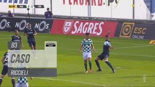 FC Famalicão, Caso, Riccieli aos 83'