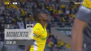 FC P.Ferreira, Jogada, Deni Jr. aos 6'