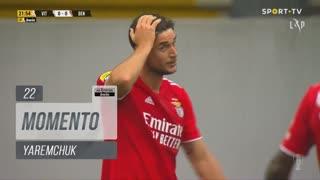 SL Benfica, Jogada, Yaremchuk aos 22'