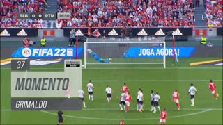 SL Benfica, Jogada, Grimaldo aos 37'