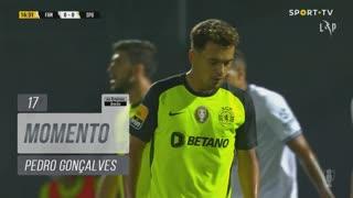 Sporting CP, Jogada, Pedro Gonçalves aos 17'