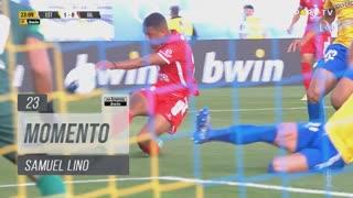 Gil Vicente FC, Jogada, Samuel Lino aos 23'