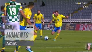 FC Arouca, Jogada, Arsénio aos 48'