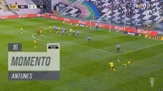 FC P.Ferreira, Jogada, Antunes aos 16'