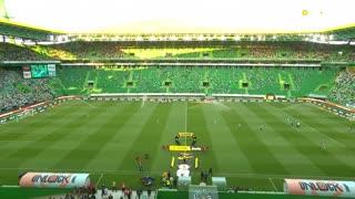 Sporting CP x FC Vizela: Confere aqui a constituição das equipas!