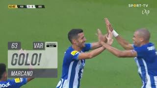 GOLO! FC Porto, Marcano aos 63', FC Porto 3-0 FC Arouca