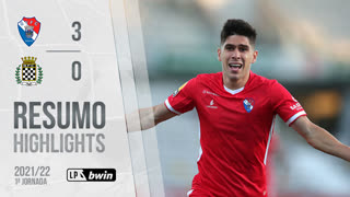 Liga Portugal bwin (1ªJ): Resumo Gil Vicente FC 3-0 Boavista FC