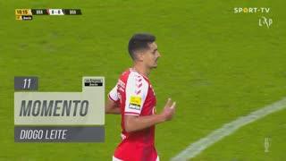 SC Braga, Jogada, Diogo Leite aos 11'