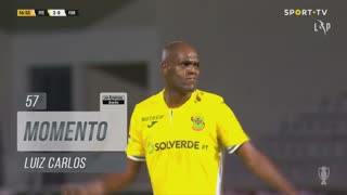 FC P.Ferreira, Jogada, Luiz Carlos aos 57'