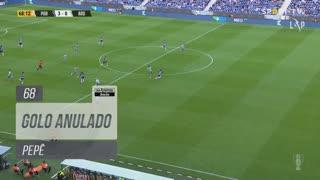 FC Porto, Golo Anulado, Pepê aos 68'