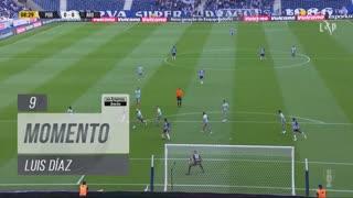 FC Porto, Jogada, Luis Díaz aos 9'