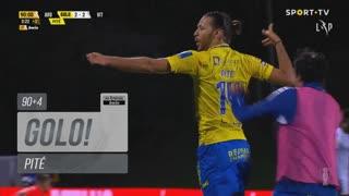 GOLO! FC Arouca, Pité aos 90'+4', FC Arouca 2-2 Vitória SC