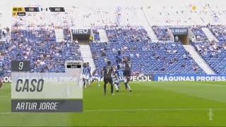 Moreirense FC, Caso, Artur Jorge aos 9'