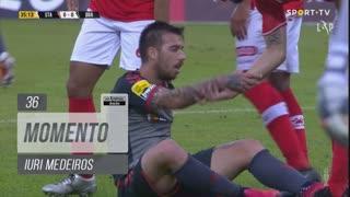 SC Braga, Jogada, Iuri Medeiros aos 36'