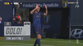 GOLO! FC Porto, Toni Martínez aos 13', FC Famalicão 0-1 FC Porto