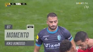 FC Vizela, Jogada, Kiko Bondoso aos 87'