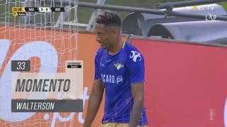 Moreirense FC, Jogada, Walterson aos 33'
