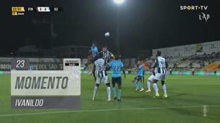 FC Vizela, Jogada, Ivanildo aos 23'