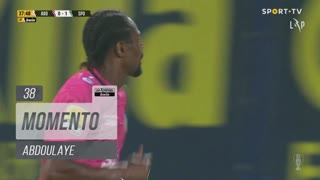 FC Arouca, Jogada, Abdoulaye aos 38'