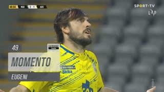 FC Arouca, Jogada, Eugeni aos 49'