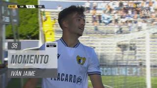 FC Famalicão, Jogada, Iván Jaime aos 38'