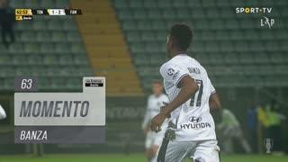 FC Famalicão, Jogada, Banza aos 63'
