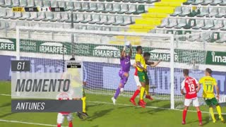 FC P.Ferreira, Jogada, Antunes aos 61'