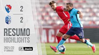 Liga Portugal bwin (5ªJ): Resumo Gil Vicente FC 2-2 FC Vizela